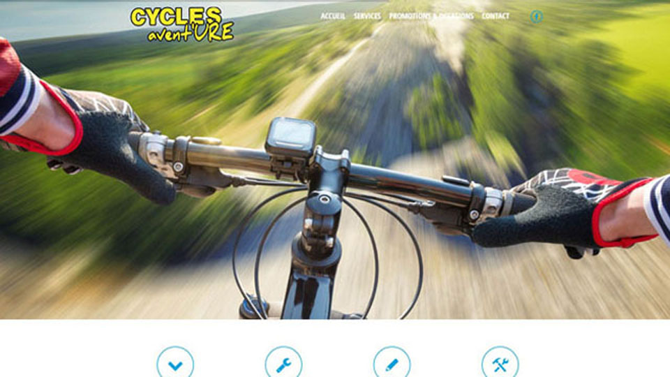 cycle aventure