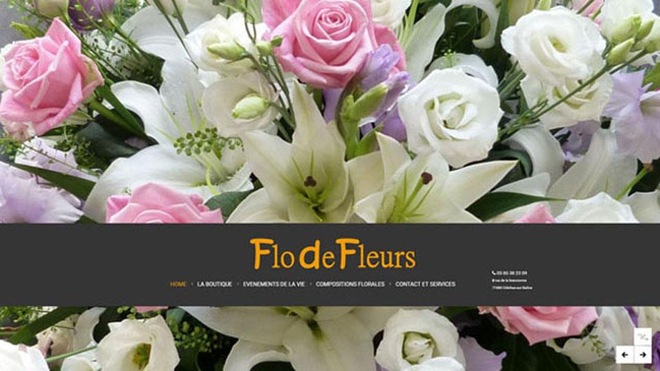 flo de fleurs