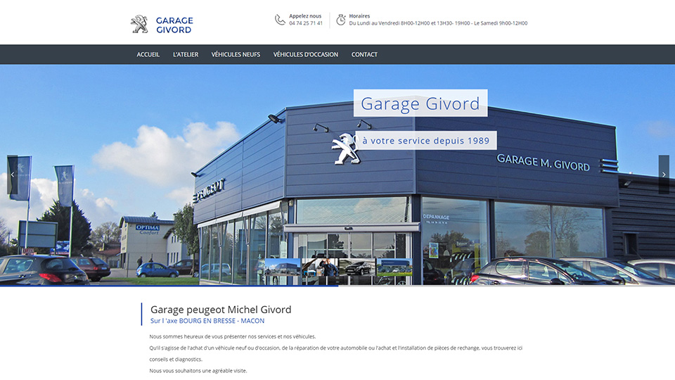 Garage Givord