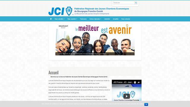 JCE BFC site internet