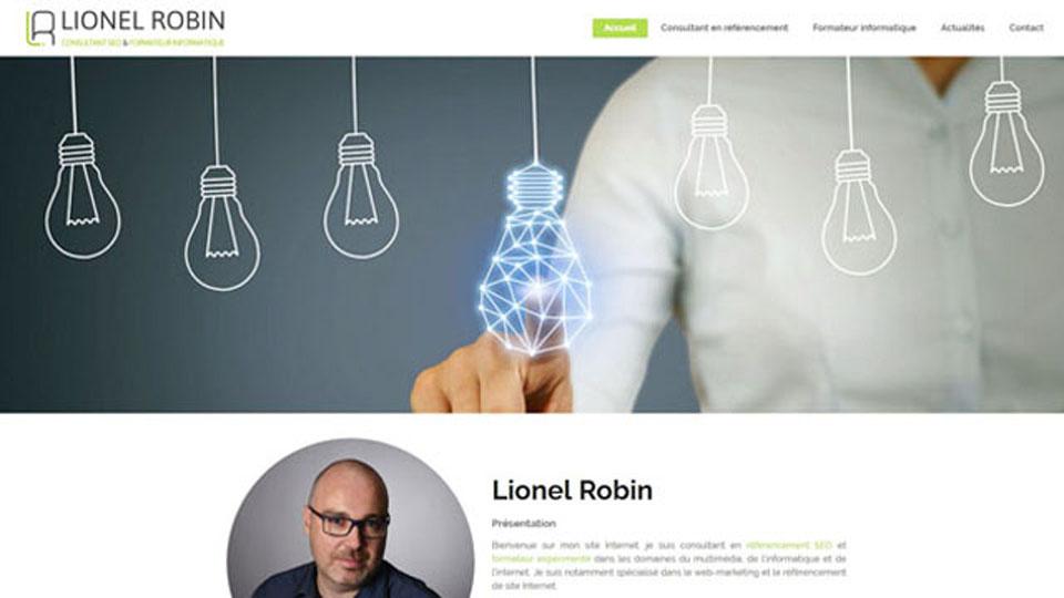 lionel robin