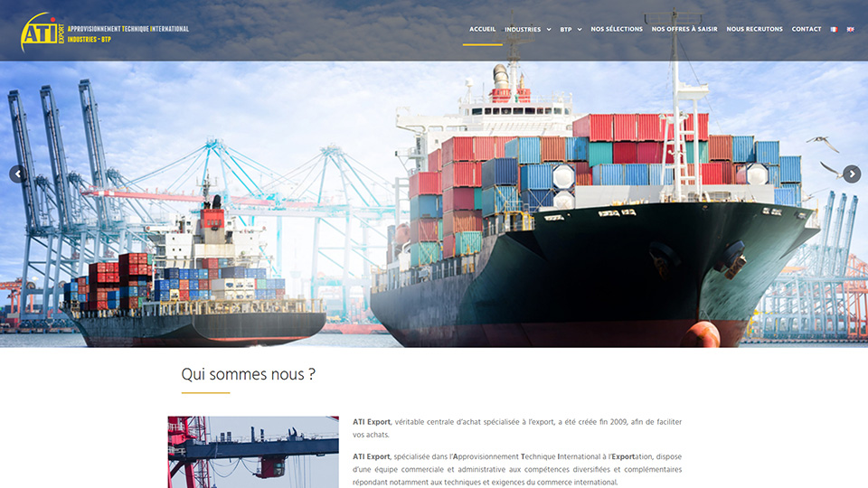 ATI Export