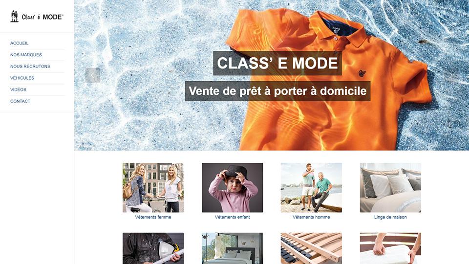 Class'é Mode