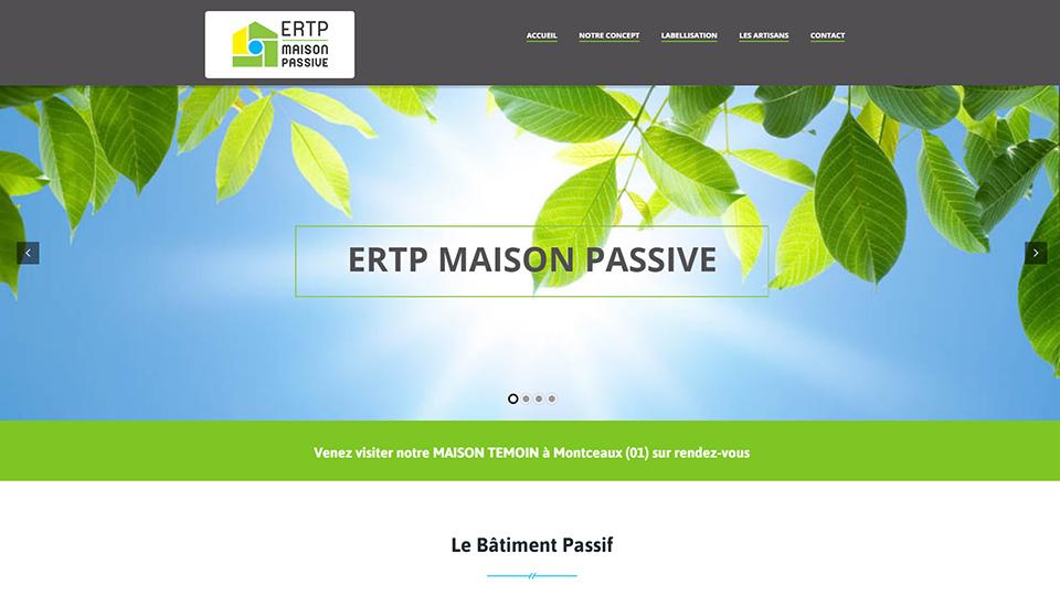 ERTP Maison Passive