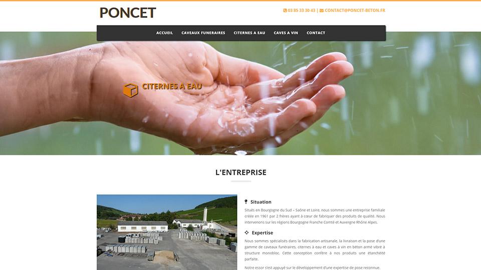 Poncet Béton