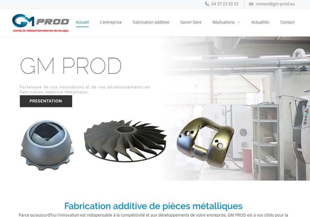 site-internet-fabrication-additive-gm-prod