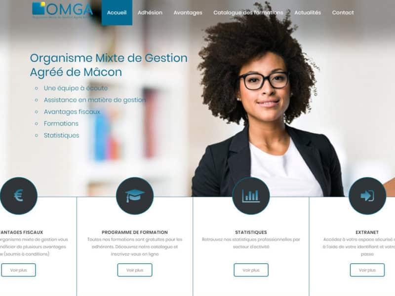 site internet omga macon