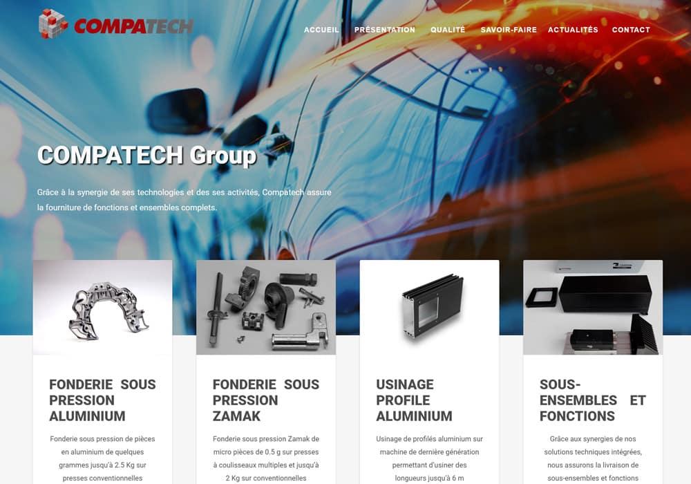 site internet compatech