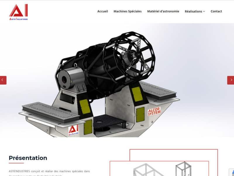 site-internet-astr-industrie
